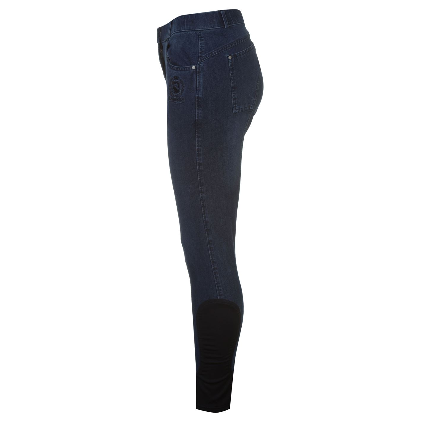 Requisite Stile Alla Donna Cavallerizza Pantaloni Jeans Jodhpurs VqGpUSzM
