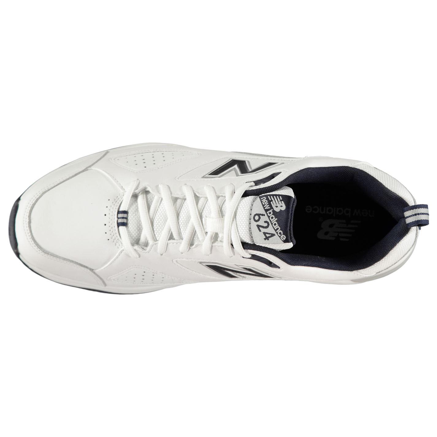 New-Balance-Zapatillas-para-hombre-interior-624x4-Road-Running-Zapatos-Con-Cordones-Transpirable miniatura 5