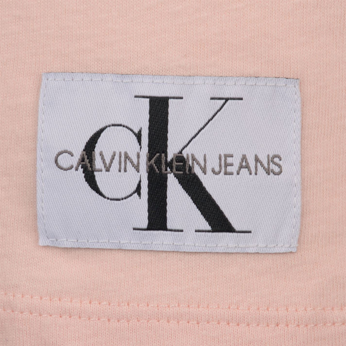 Womens-Calvin-Klein-Core-Slim-T-Shirt-Crew-Neck-Short-Sleeve-New thumbnail 12