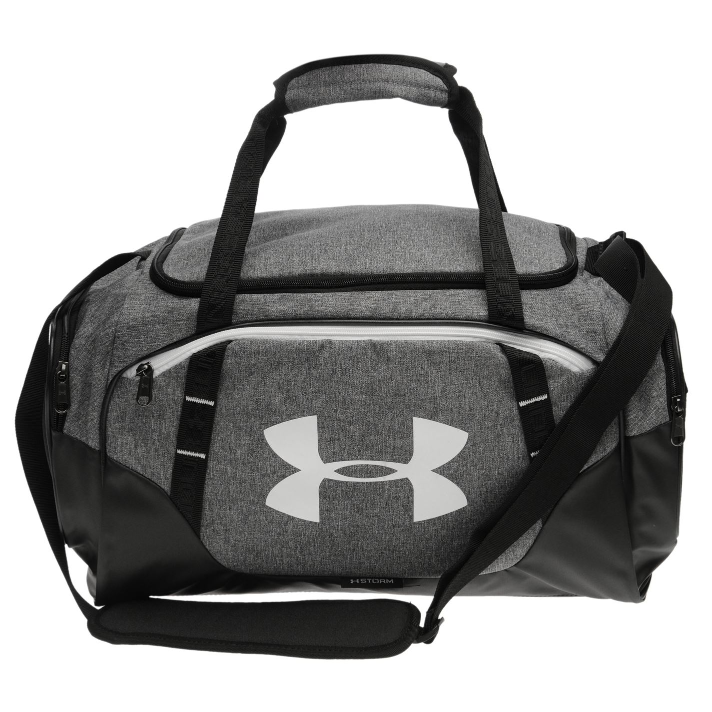 0467acbfdbd5 Under Armour Undeniable 3 Duffle Bag Holdall Water Repellent Zip ...