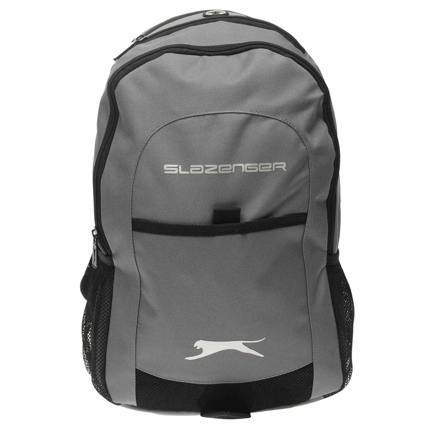 3c7c864f58e Slazenger Tech Backpack Rucksack Bag School Travel Accessory Brand ...