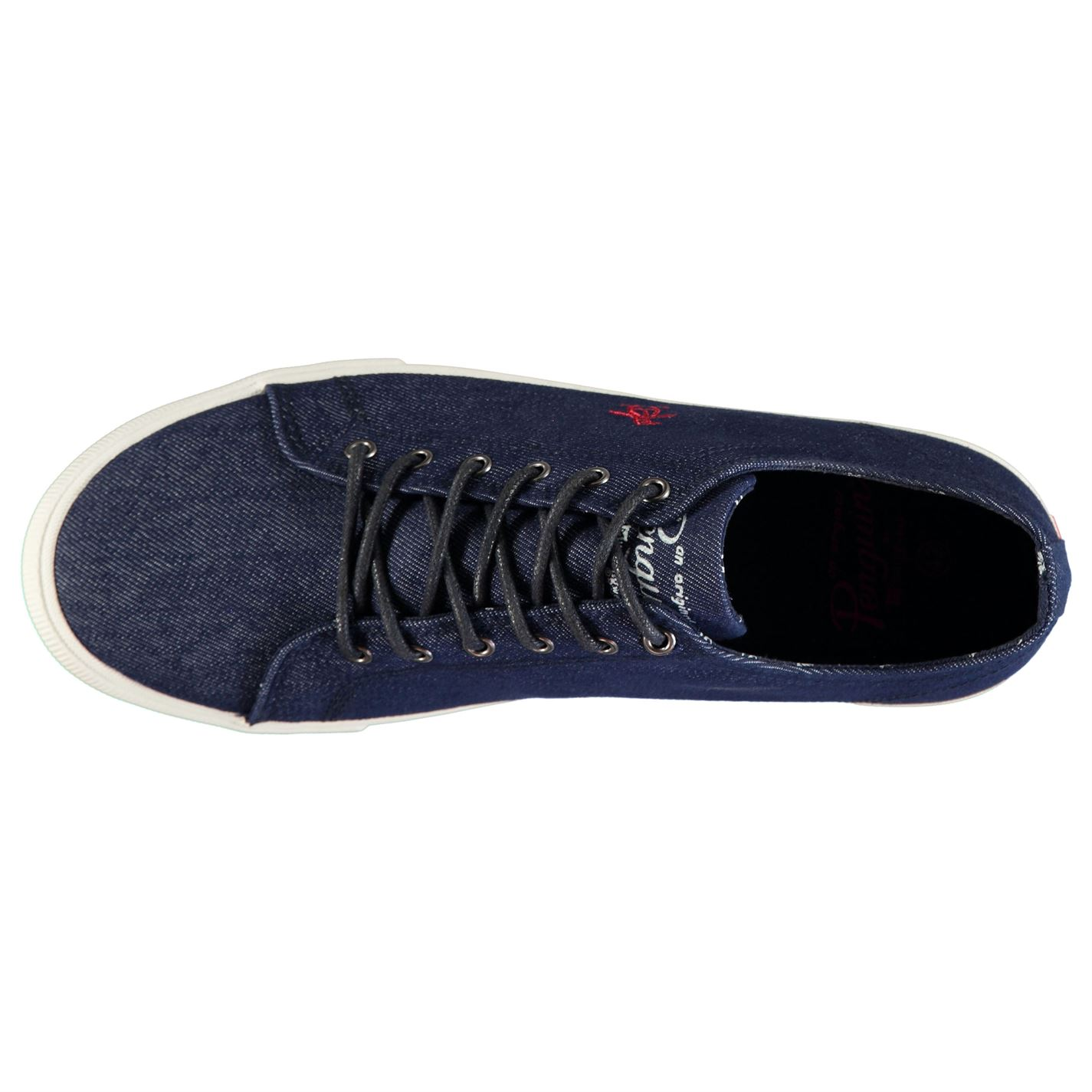 original penguin mens brewton cvs canvas low