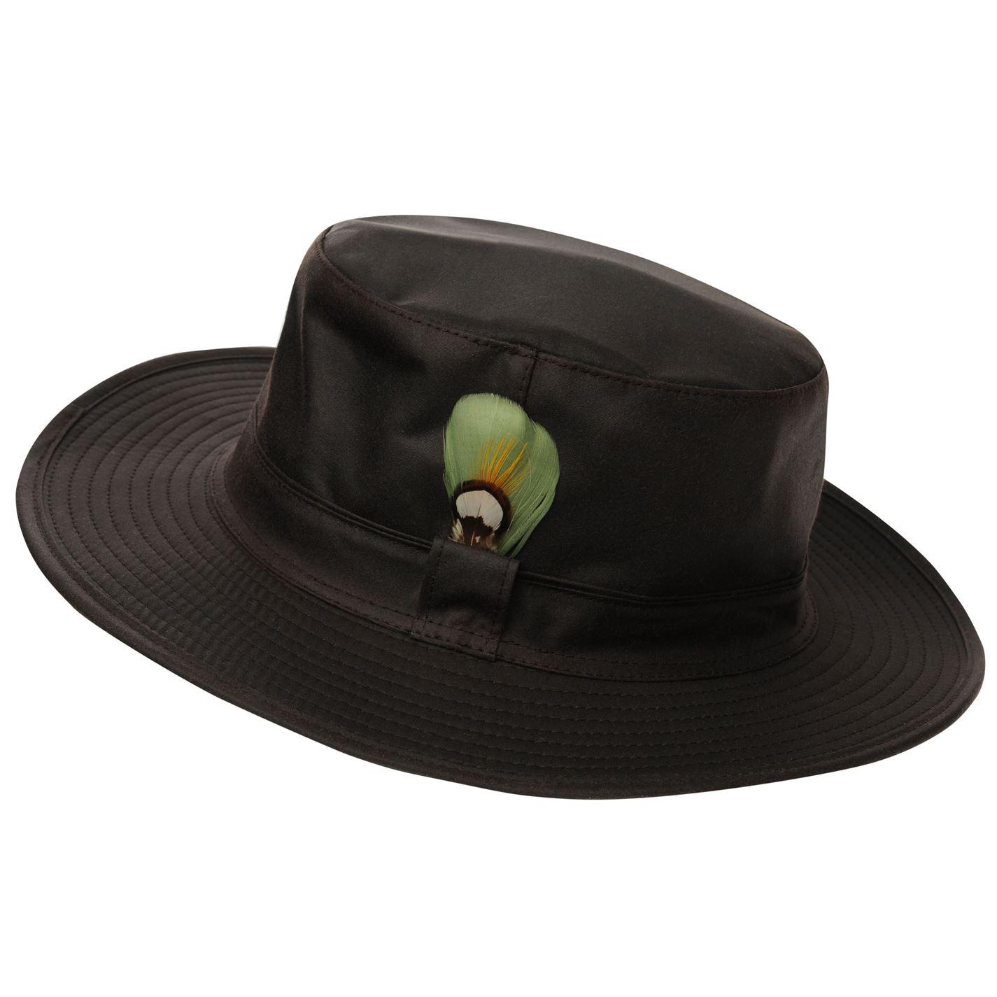53b5c652446 Jack Murphy Mens Waxed Hat Aussie Robinsons New