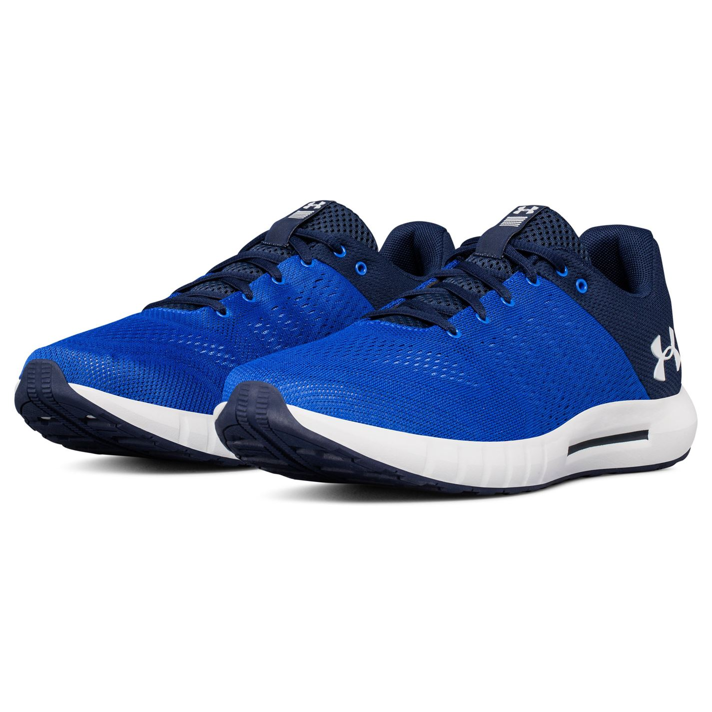 Under Armour Micro G Pursuit Sneakers Mens Gents Runners