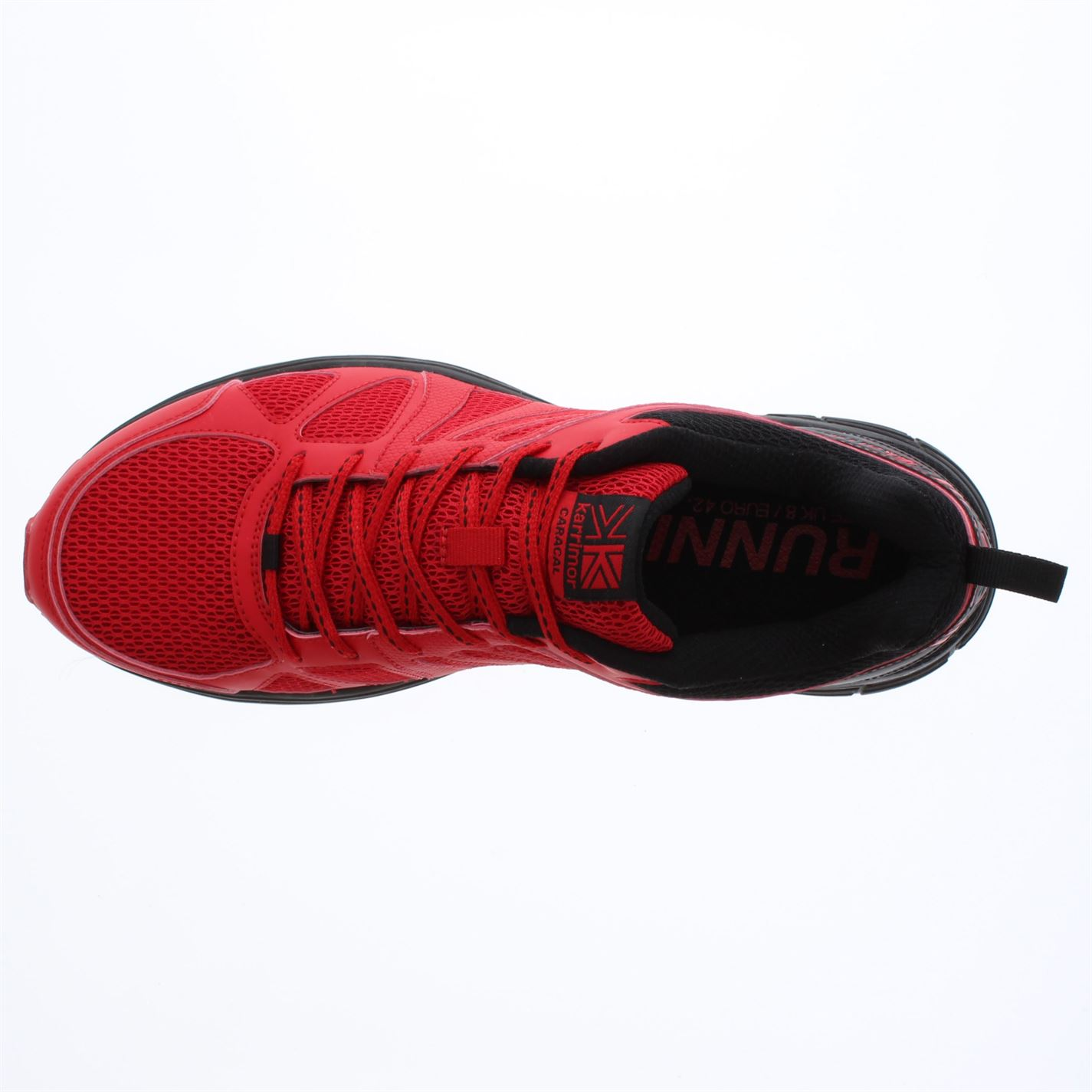 Karrimor-Men-Caracal-Trail-Running-Shoes-Trainers-Lace-Up-Breathable-Mesh-Panels thumbnail 13