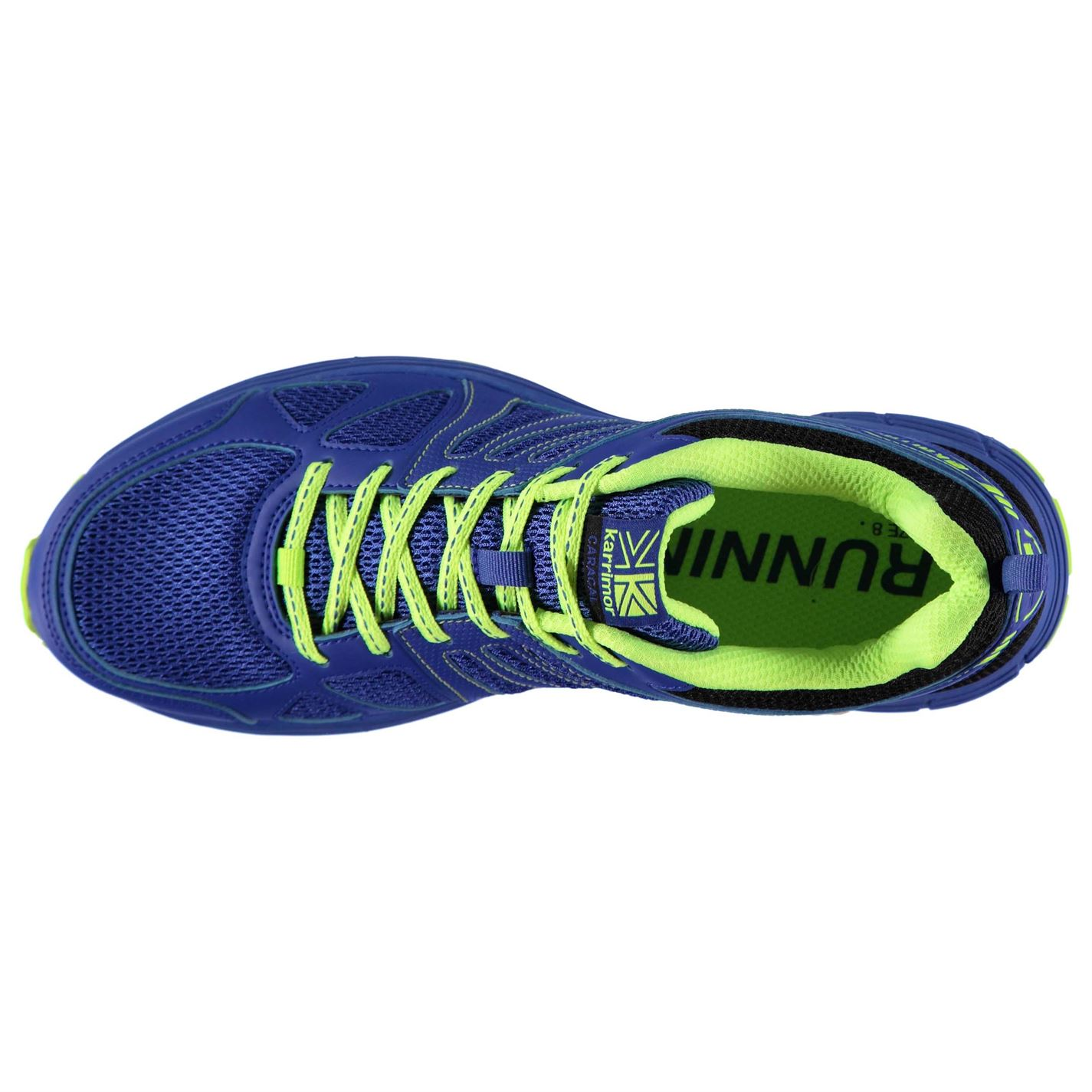 Karrimor-Men-Caracal-Trail-Running-Shoes-Trainers-Lace-Up-Breathable-Mesh-Panels thumbnail 16