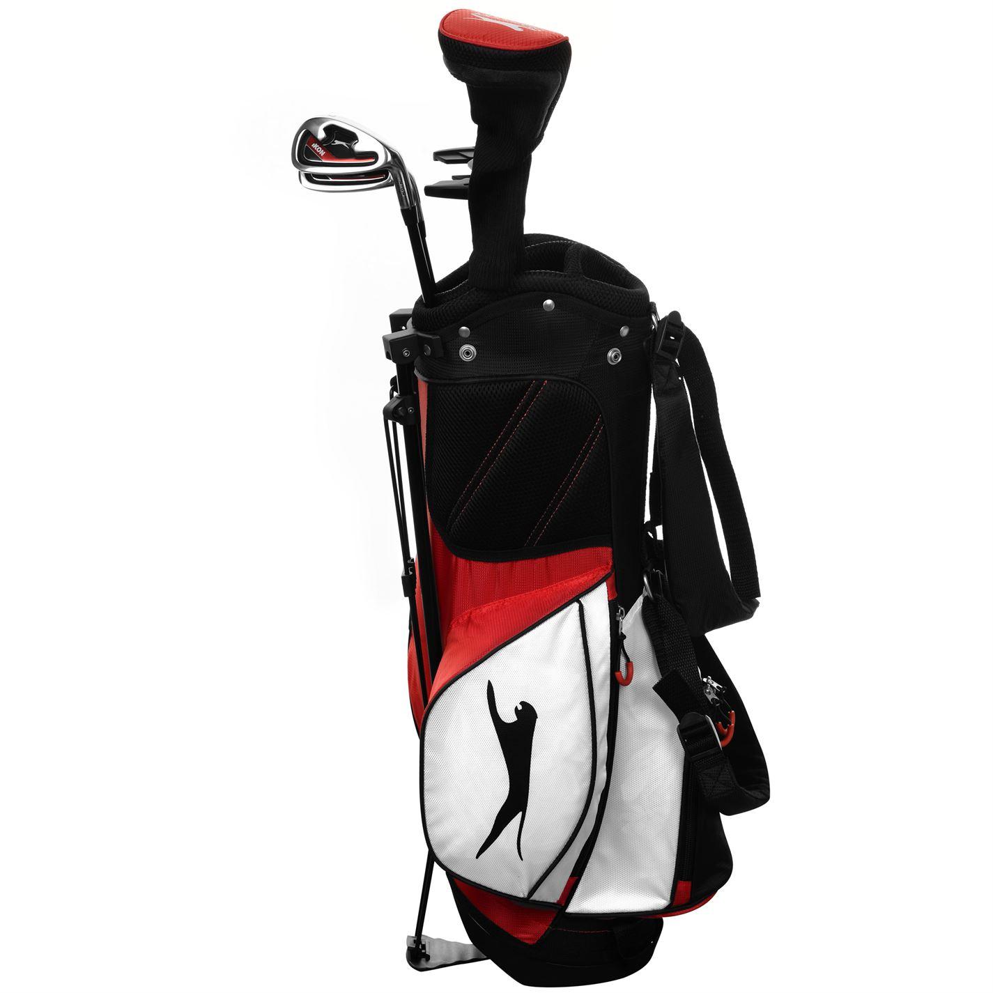 Slazenger-Kids-Ikon-Golf-Set-Junior-Graphite thumbnail 12
