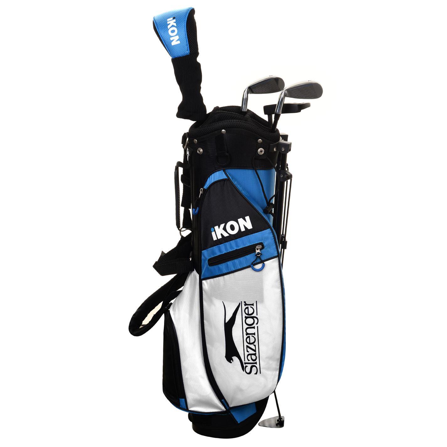 Slazenger-Kids-Ikon-Golf-Set-Junior-Graphite thumbnail 16