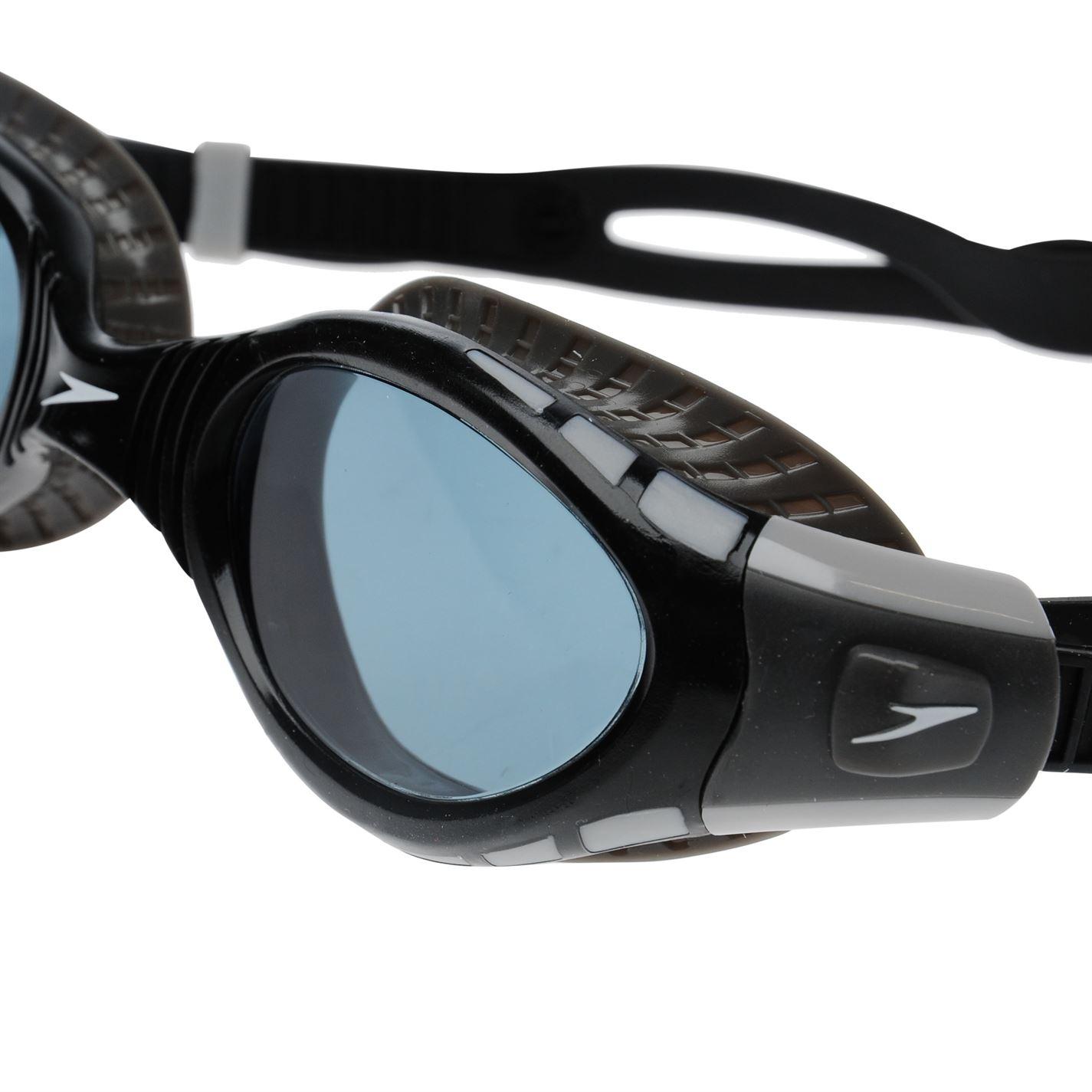 Speedo Mens Futura Bio Goggles Swimming Glass Sports Equipment Accessories  | eBay