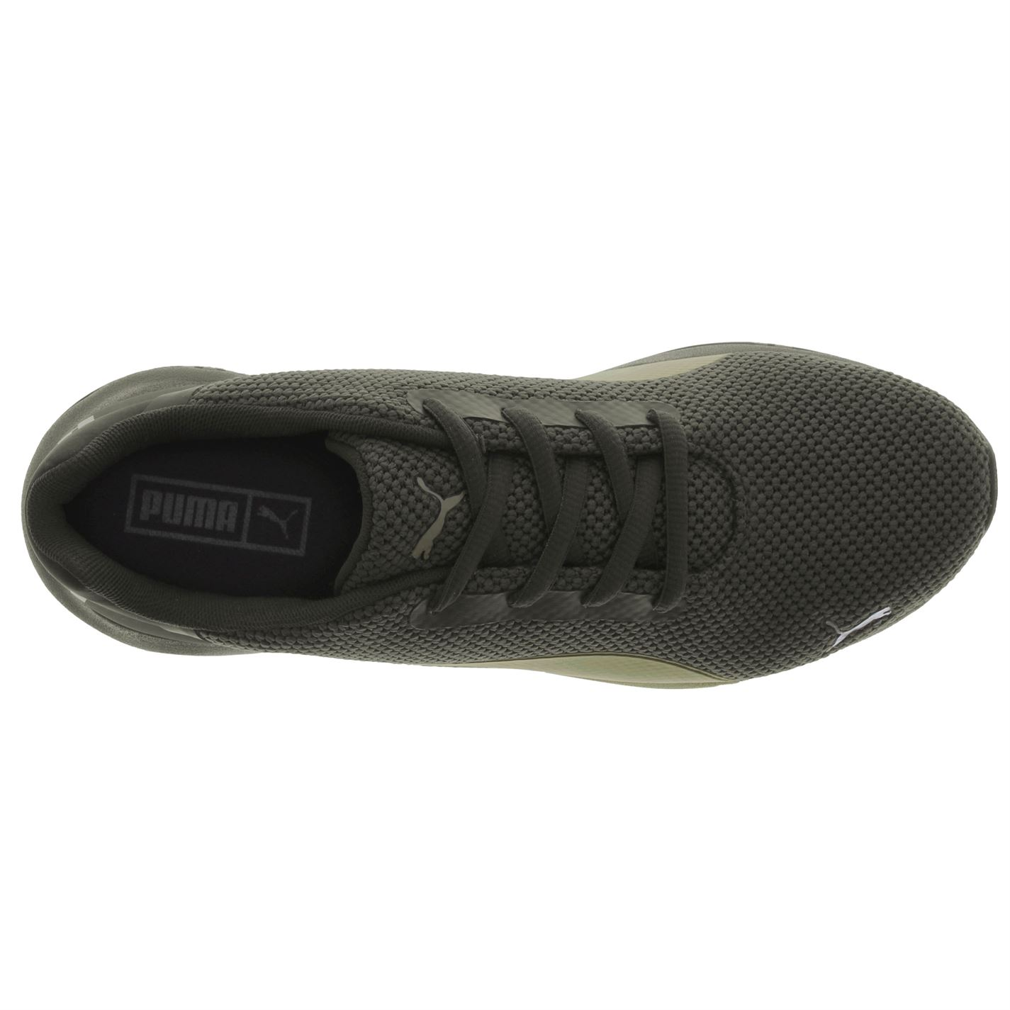 Puma Mens Mens Mens Cell Ultimate Trainers Runners Lace Up Padded Ankle Collar Tongue 858742