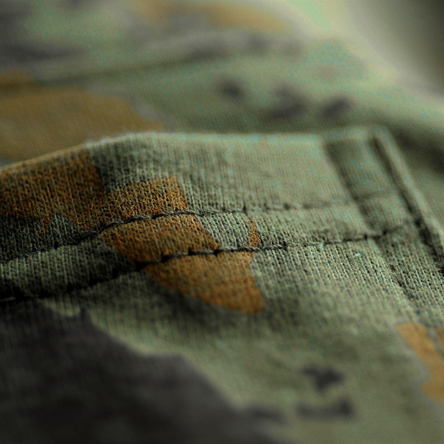Diem Mens Champion Tee Fishing Shirt Short Sleeve Crew Neck Cotton Print