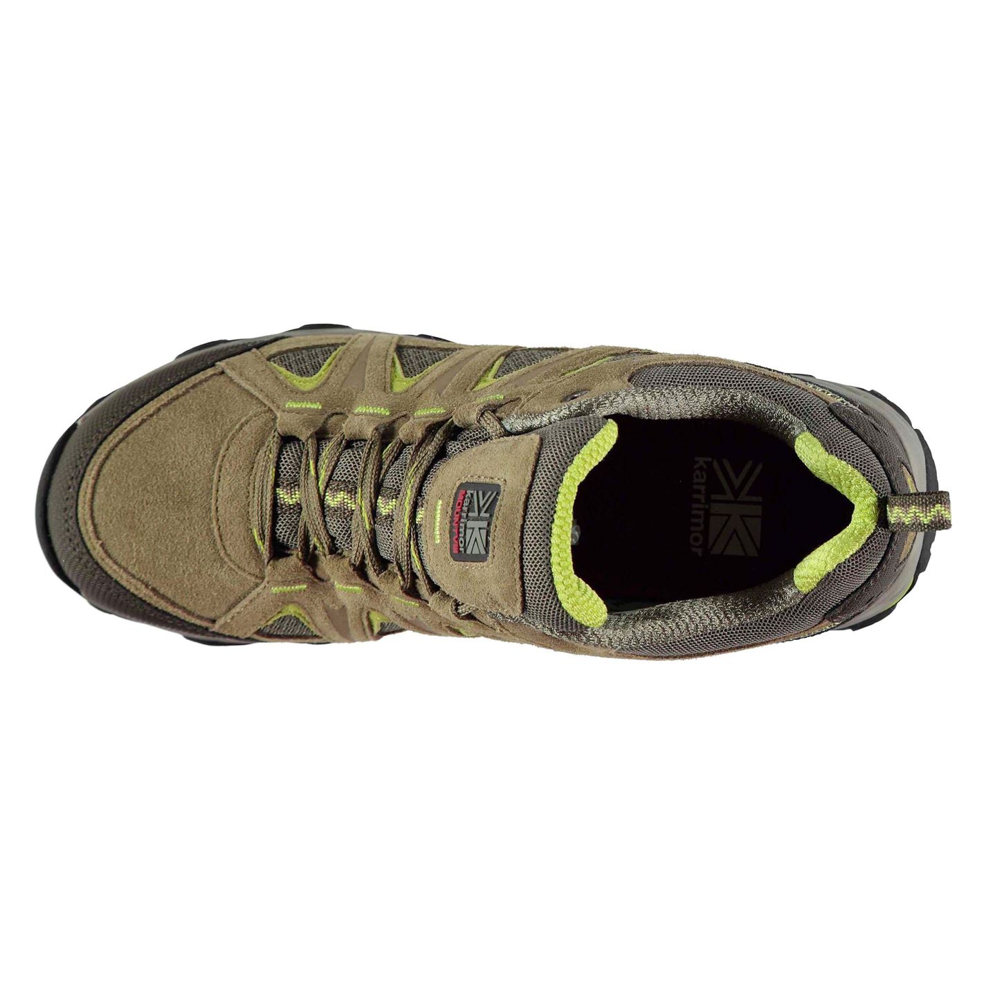 Karrimor-Womens-Mount-Low-Ladies-Walking-Shoes-Waterproof-Laced-Hiking-Trainers thumbnail 19