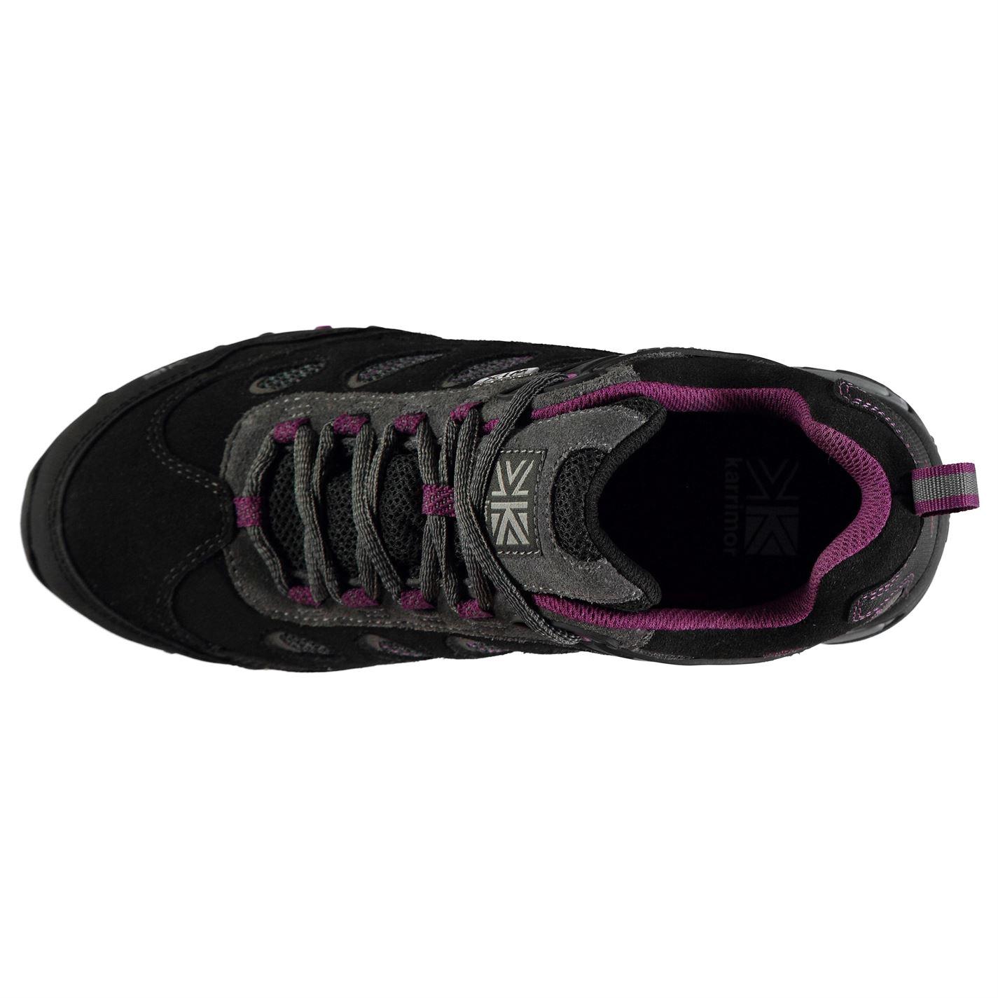 Karrimor Mujeres Ridge Wtx Zapatos Para Para Para Caminar Impermeable Con Cordones Transpirable bb6c46