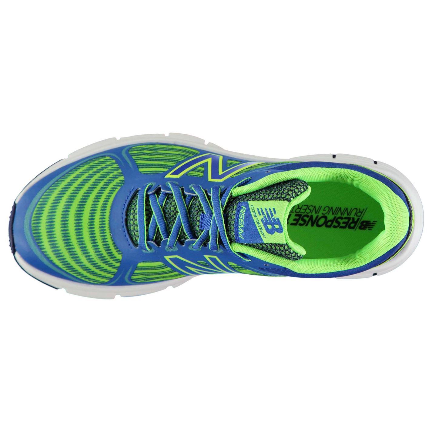 Tenis-New-Balance-RIFM-v1-para-hombre-Caballeros-De-Carretera-Zapatillas-Cordones-atados miniatura 10