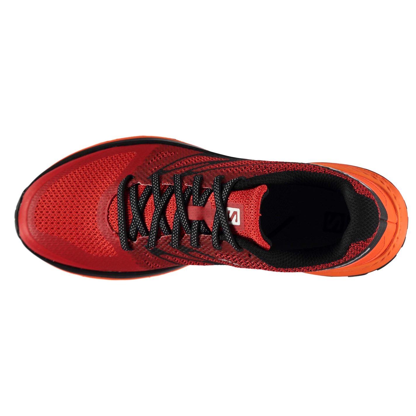 d736ab20 Details about Salomon Sense Escape Trail Running Shoes Mens Gents Laces  Fastened