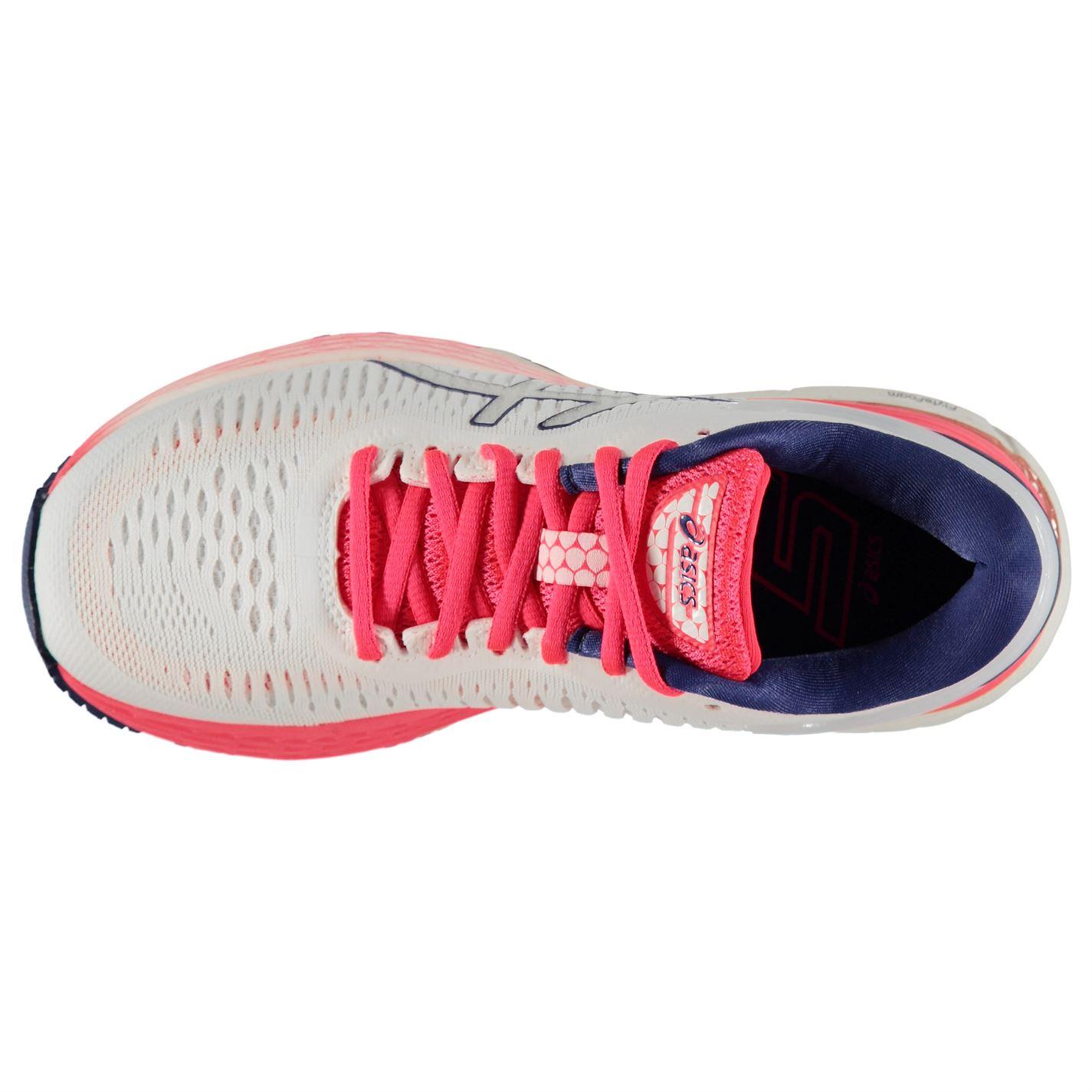 01a131035 Asics Womens Gel Kayano 25 Running Shoes Road Mesh Upper Platform | eBay