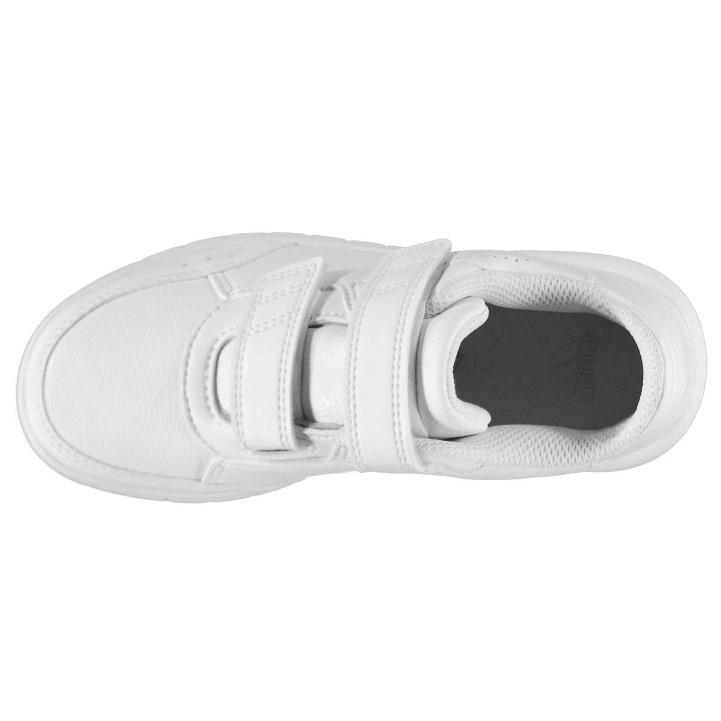 35b99f3bed70 adidas Kids Alta Sport CF Boys Trainers Shoes Touch and Close ...