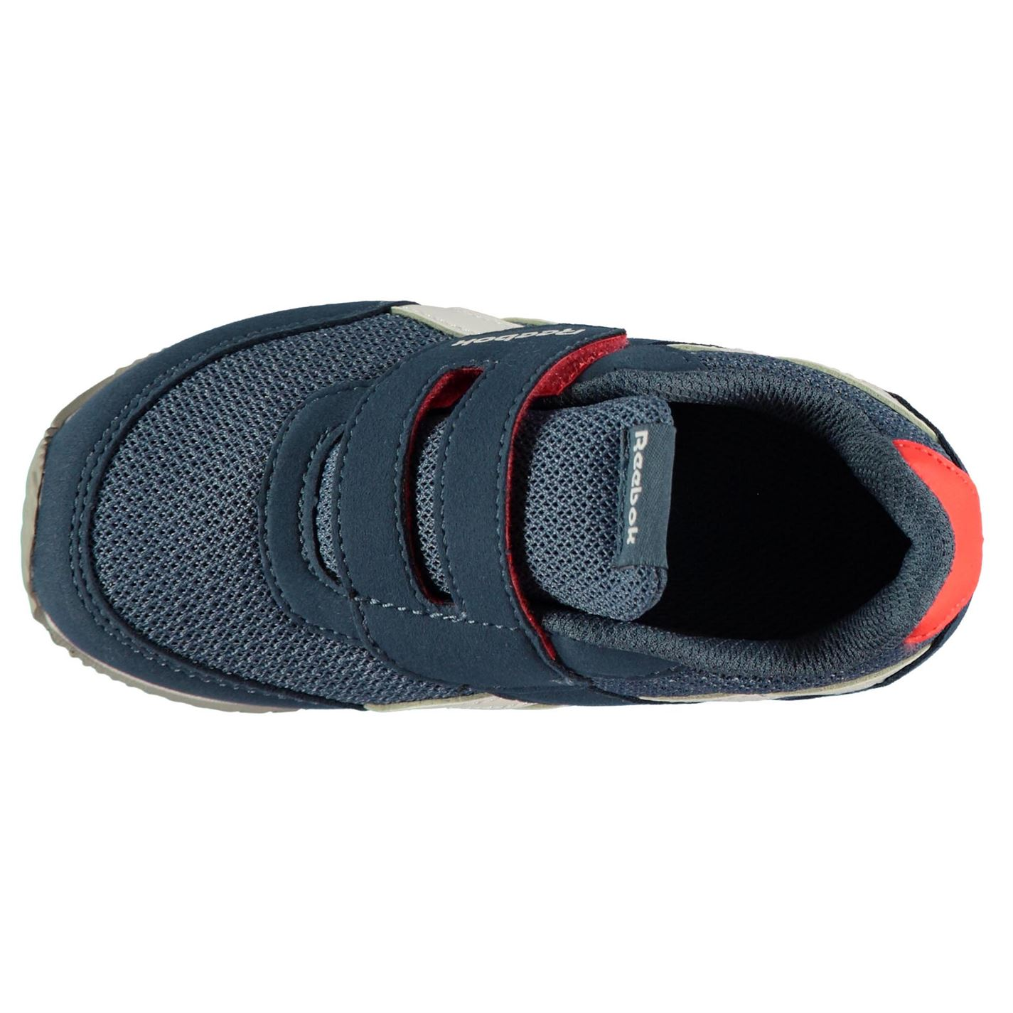 7340e775 Details about Reebok Boys Classic Jogger RS Baby Trainers Shoes Footwear  Touch and Close