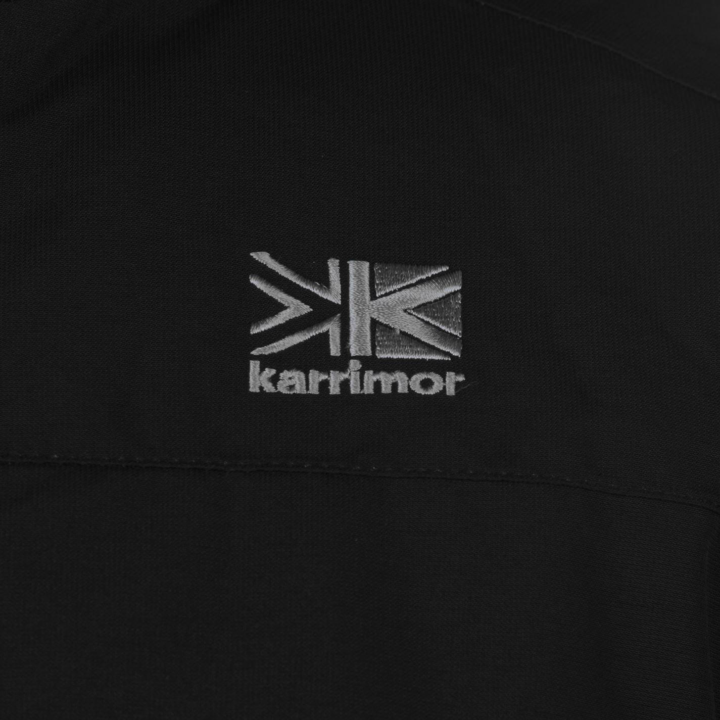 Karrimor-Herren-Parka-Jacke-Mantel-Oberteil-Chin-Guard-High-Neck-Hooded-Zip-voll-warm Indexbild 6