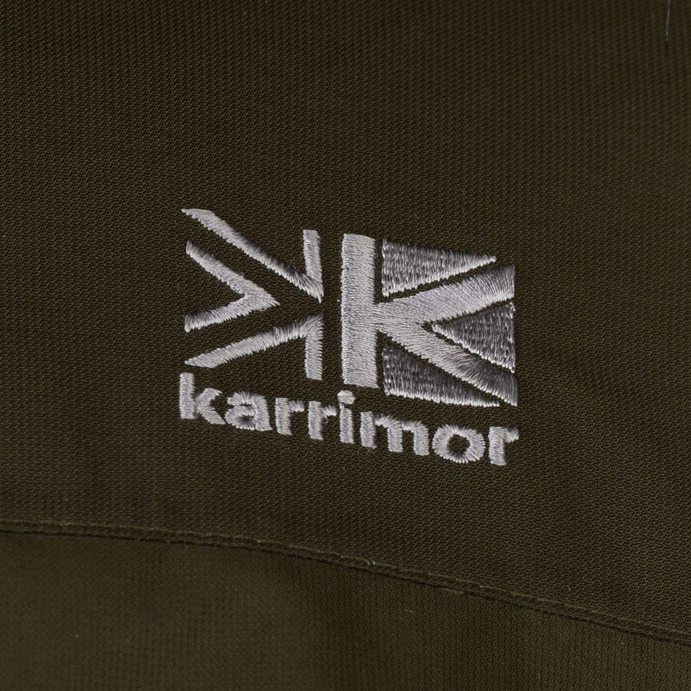 Karrimor-Herren-Parka-Jacke-Mantel-Oberteil-Chin-Guard-High-Neck-Hooded-Zip-voll-warm Indexbild 10