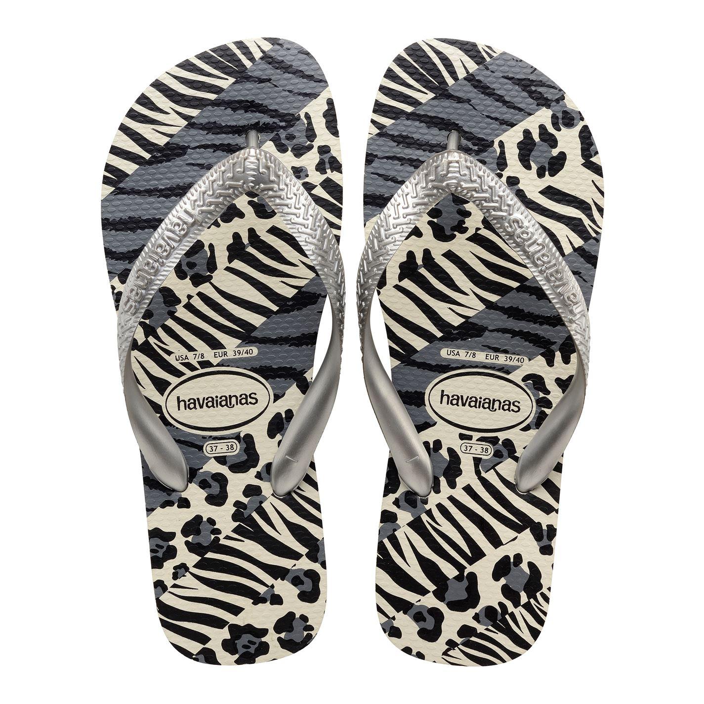 Havaianas Womens Top Animal Flip Flops  Ebay-6369