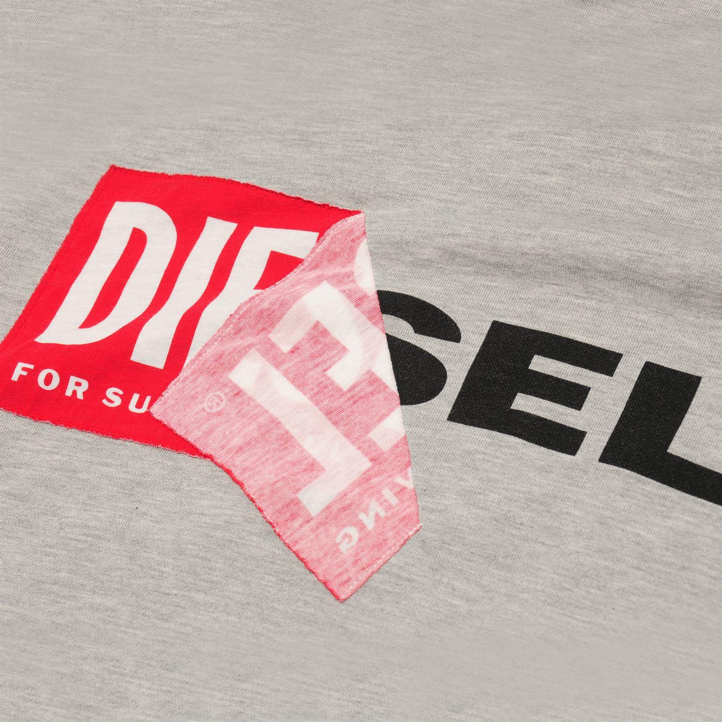 48c39fc5e7df Diesel Logo Hooded Sweatshirt Mens Gents OTH Hoodie T Shirt Tee Top ...