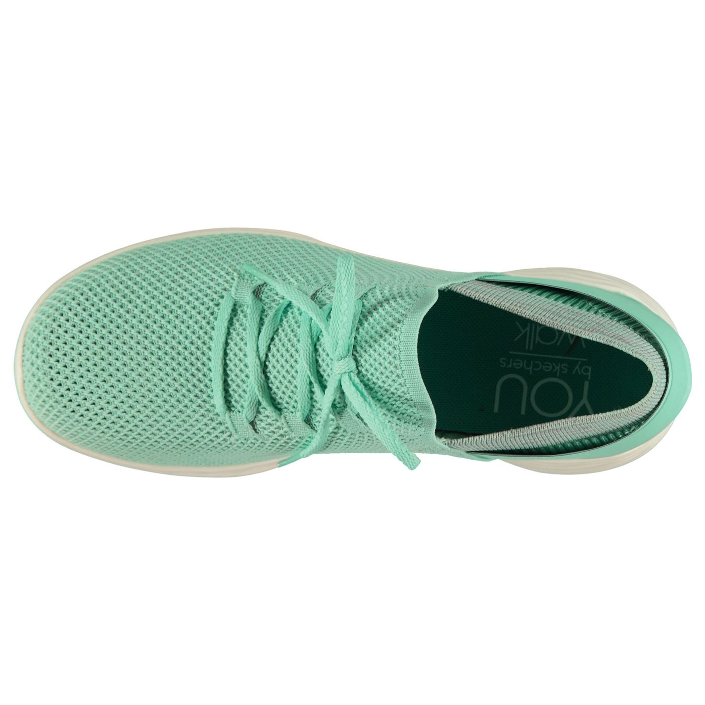 Skechers que que que espíritu Zapatos Damas corrojoores Cordones atados malla ligera 959df7