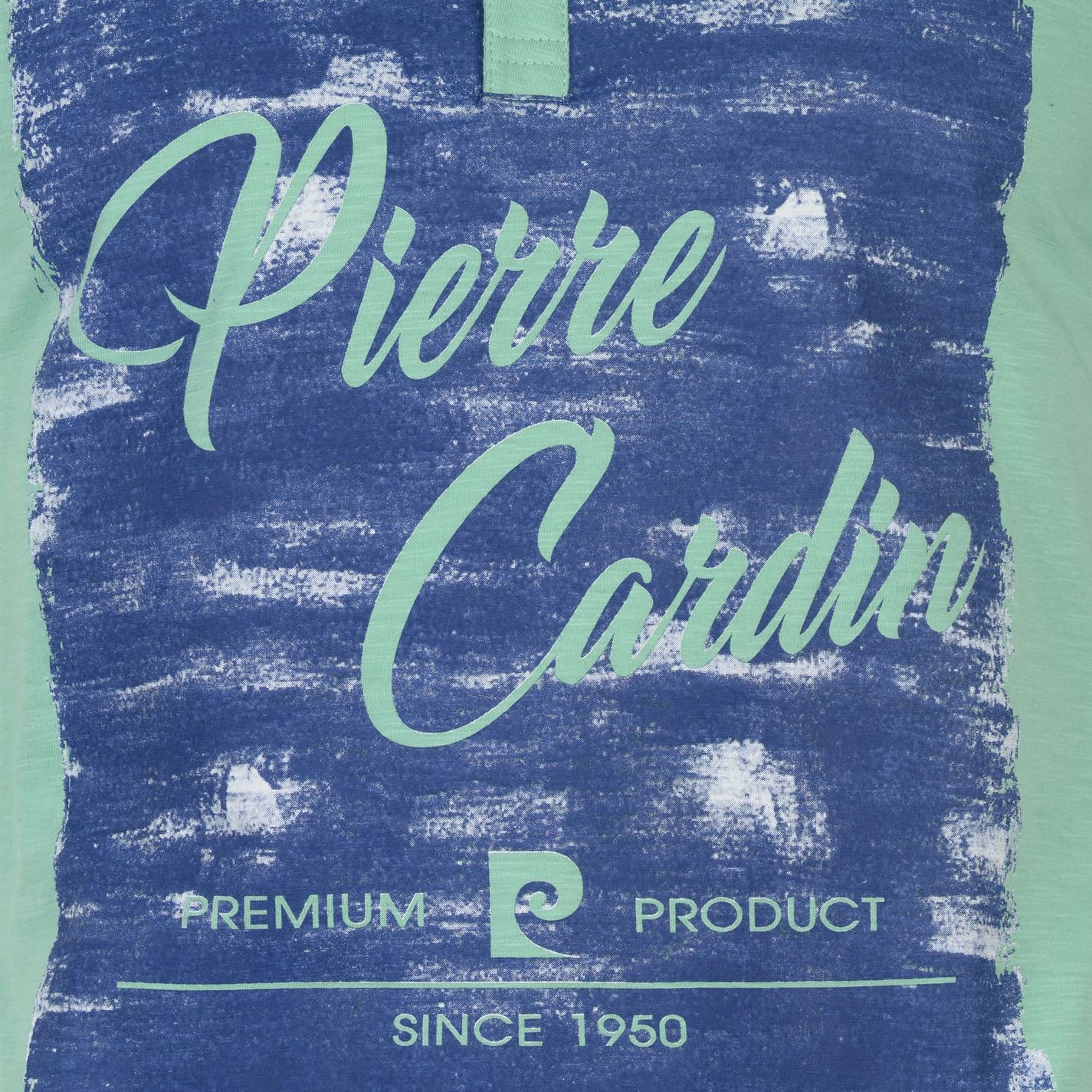 Pierre-Cardin-Mens-Print-Y-Neck-T-Shirt-V-Tee-Top-Short-Sleeve-Cotton thumbnail 13