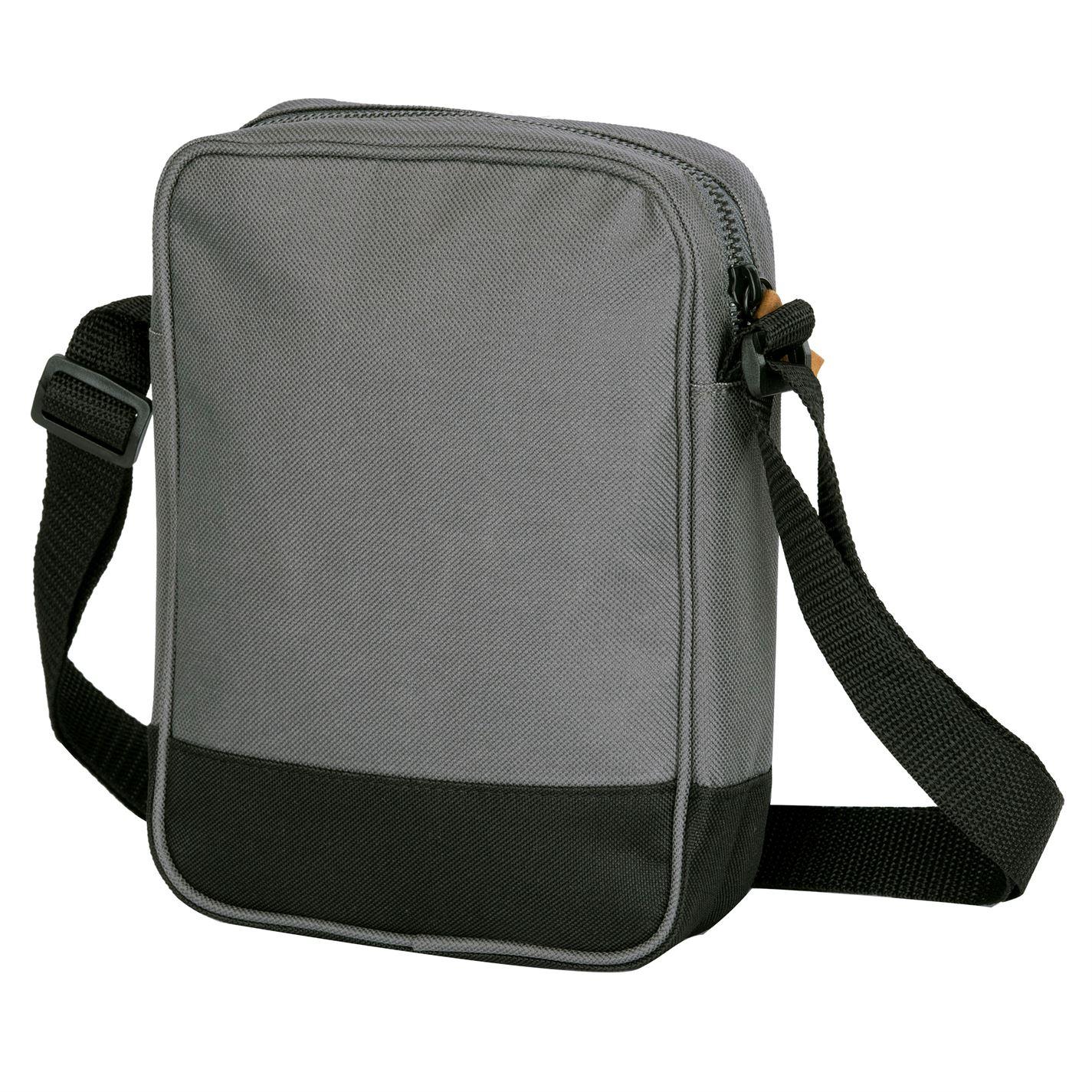 Unisex-SoulCal-Mini-Gadget-Bag-Zip-New thumbnail 5