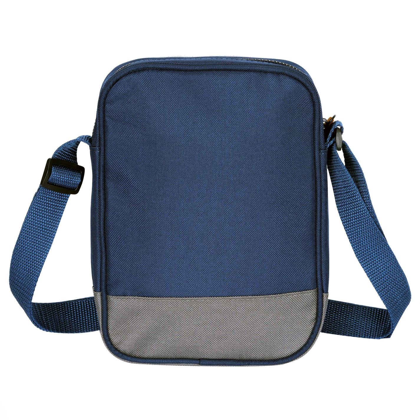 Unisex-SoulCal-Mini-Gadget-Bag-Zip-New thumbnail 11