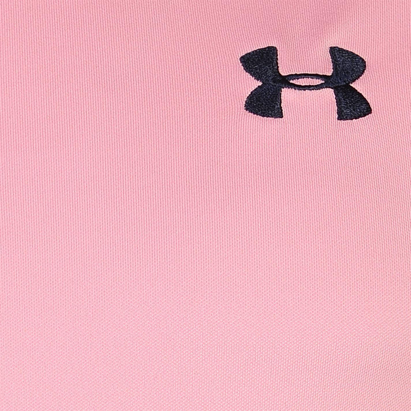 Under-Armour-Camiseta-Polo-para-hombre-realizar-Manga-Corta-Camiseta-Top-Golf-Deportes miniatura 26