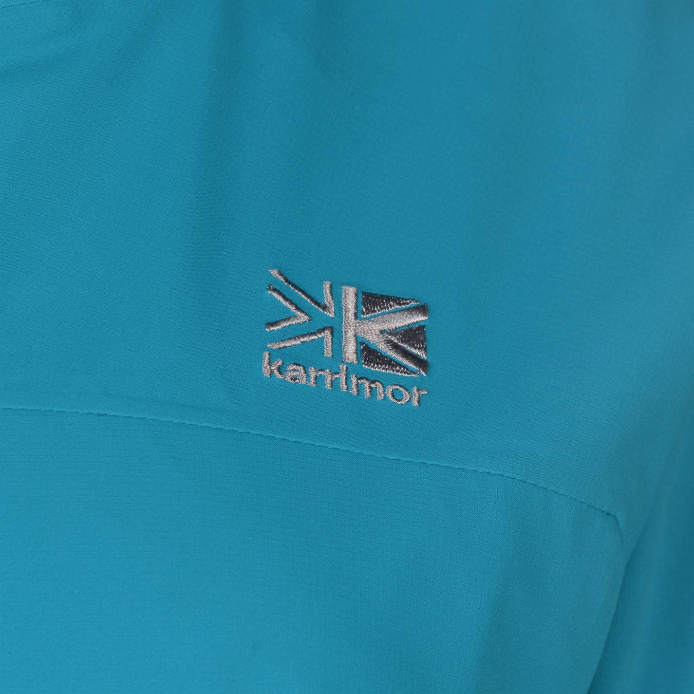 Karrimor 3l Ladies Jacket Water Nitrogen Top Coat Repellent Ocean rFAwqrRHZ