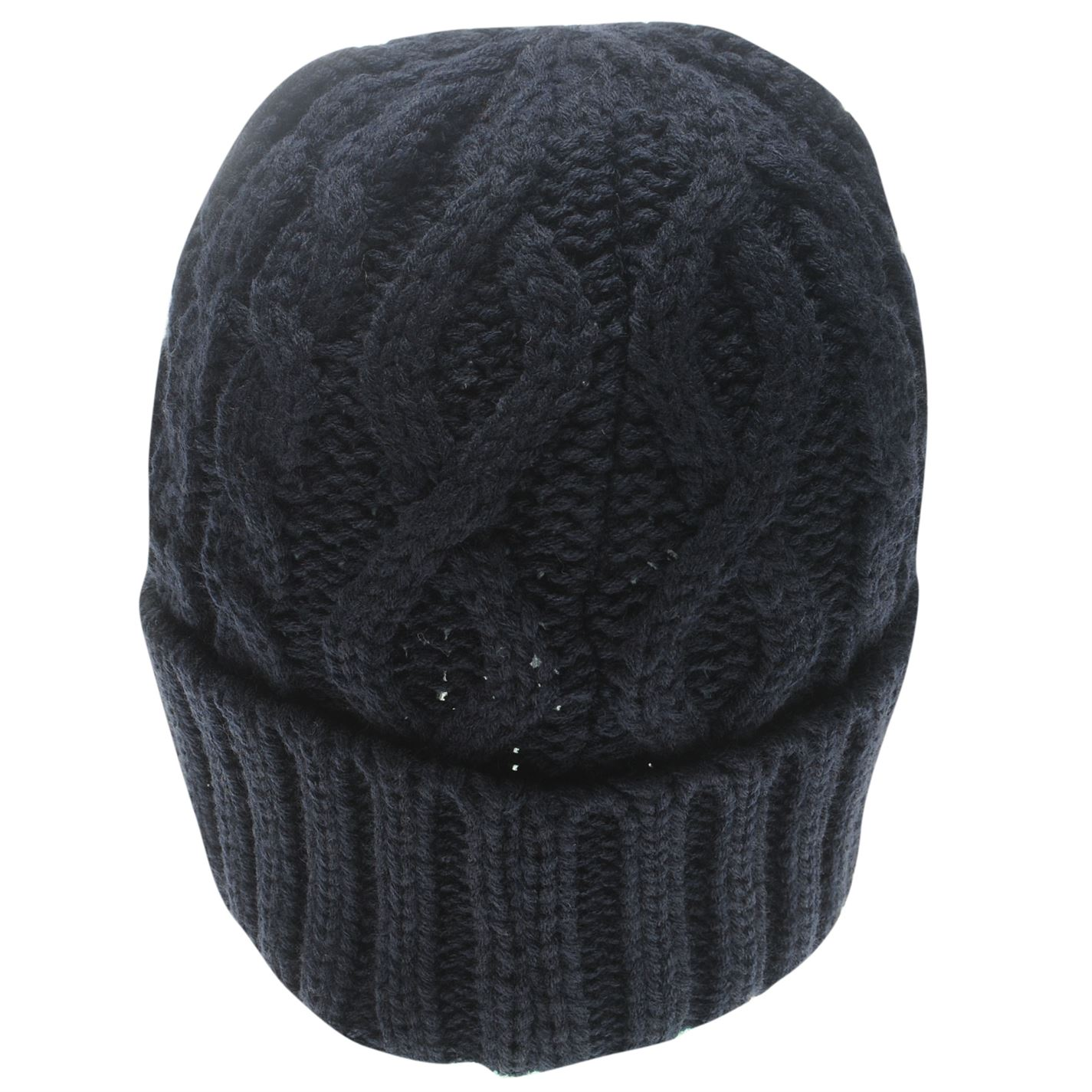 Mens-Firetrap-Cable-Beanie-Pattern-New thumbnail 13