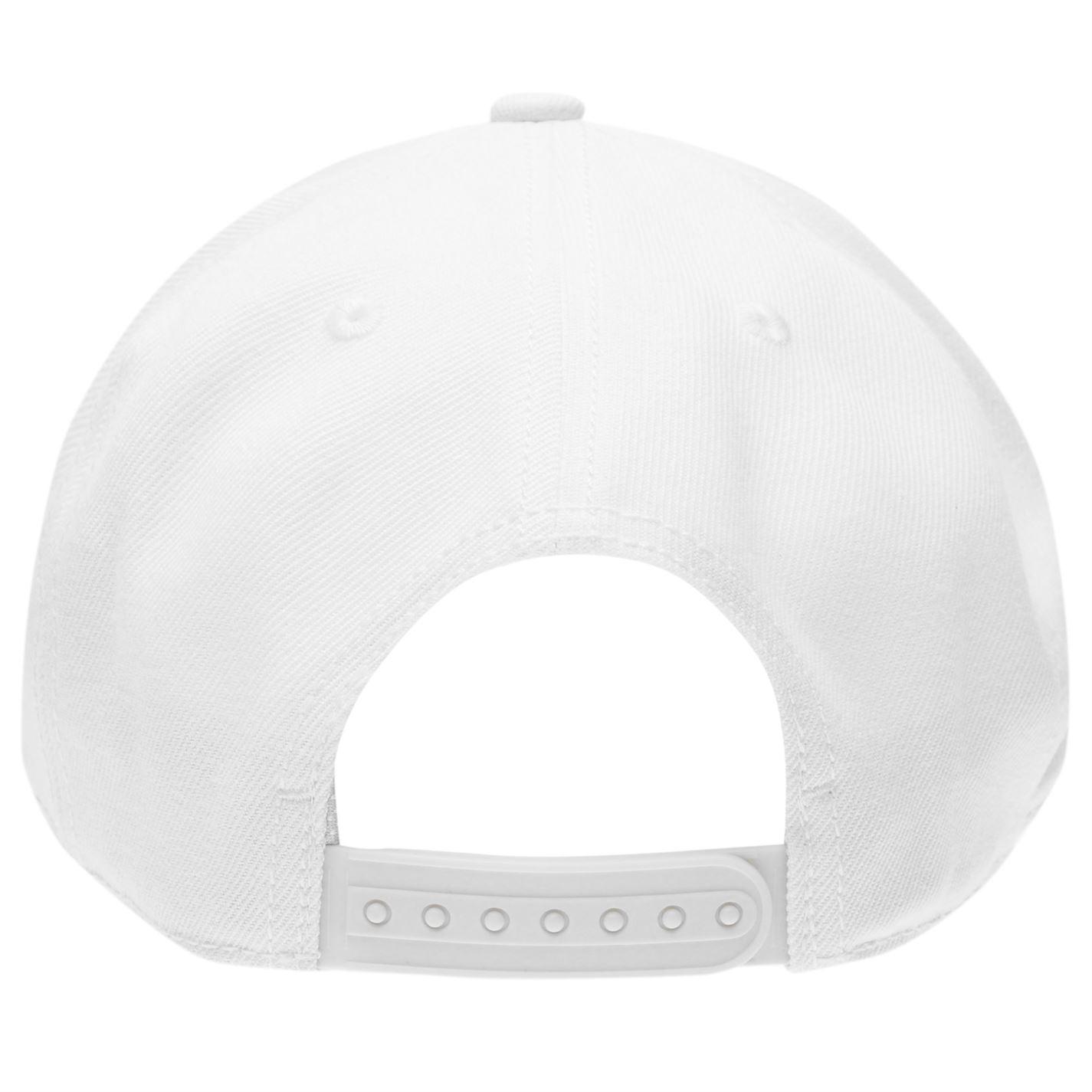 fe1ec1dc869 adidas Mens Linear Flatpeak Cap Flat Peak Tonal Stitching Snapback ...