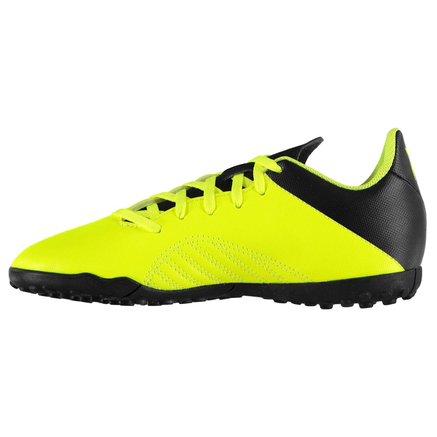 7faef2a2a4fa4 adidas Kids Boys X Tango 18.4 Junior Astro Turf Trainers Football ...