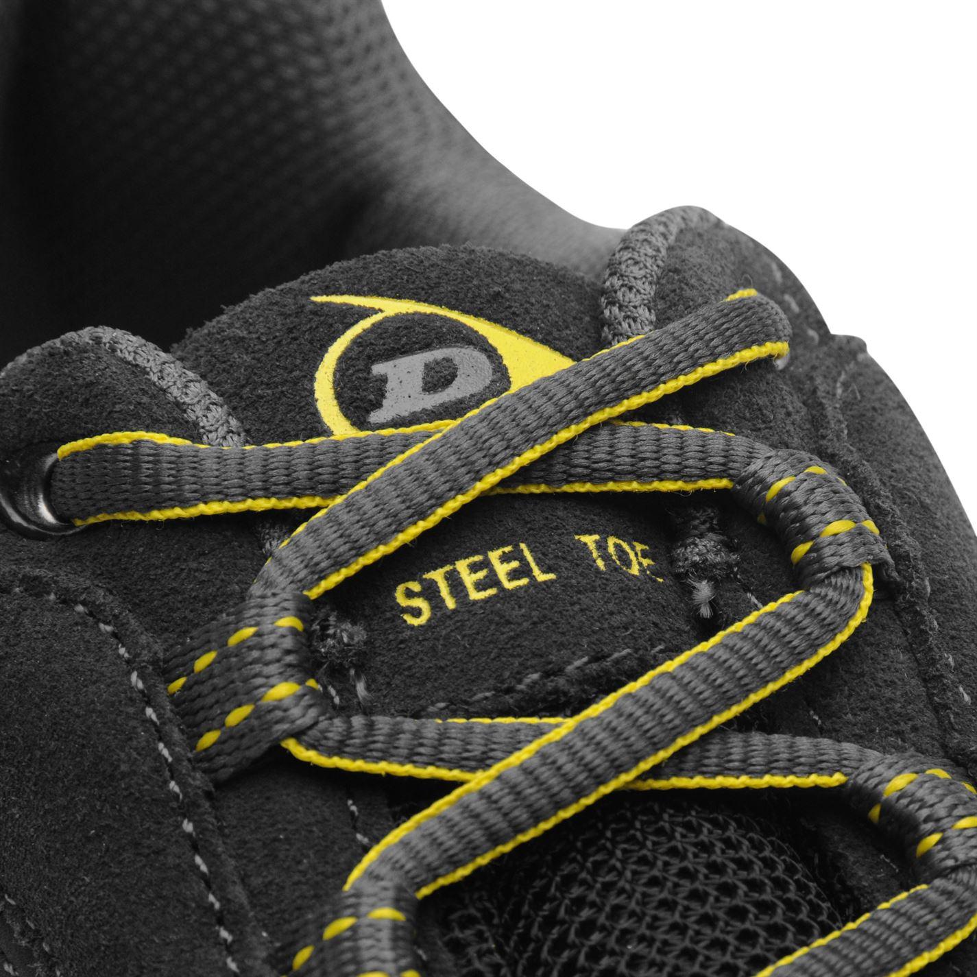 d03951a3784d Dunlop Mens Gents Safety Iowa Shoes Footwear