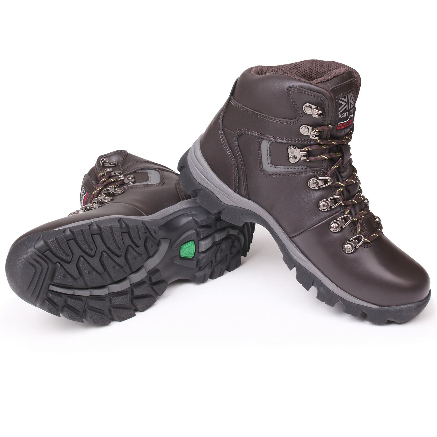 Karrimor Womens Womens Womens Skiddaw Walking Boots Lace Up Waterproof Breathable shoes f7aa6b