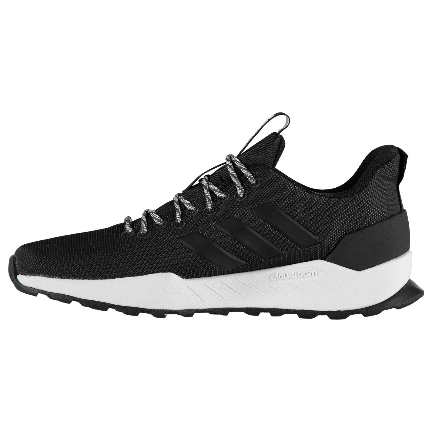 07ef264ae adidas Mens Questar Trail 84 Running Shoes Trekking Trainers Lace Up ...