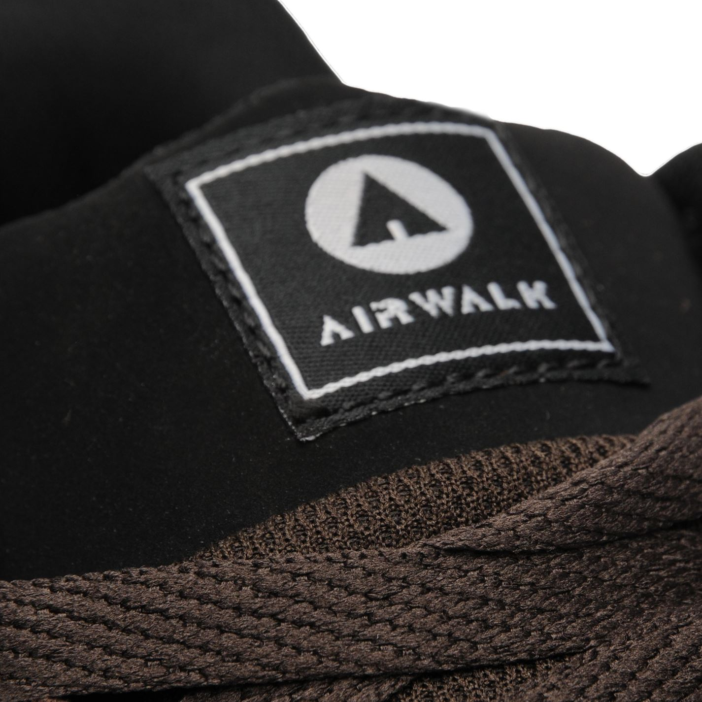 Airwalk-Mens-Brock-Skate-Shoes-Lace-Up-Suede-Accents-Sport-Casual-Trainers thumbnail 18