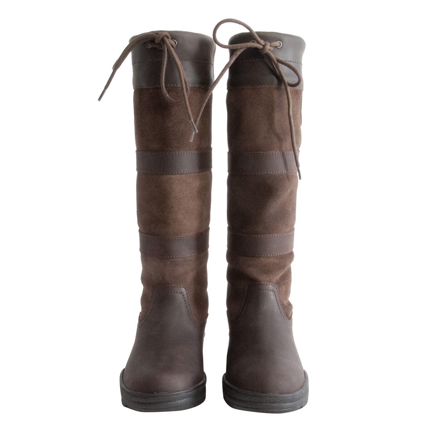 botas de montar a caballo de país necesarias Granger encaje de encaje Granger señoras cb7f35