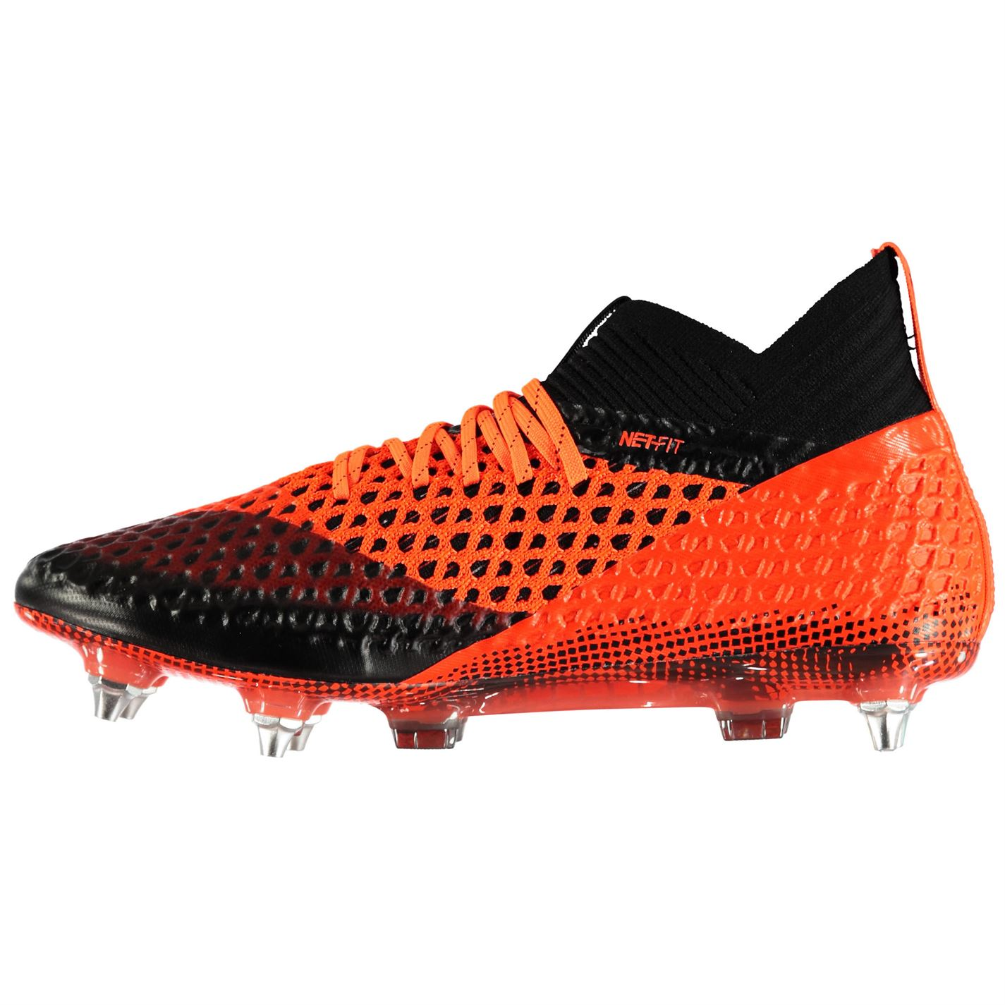 Puma Mens Future 2.1 SG Football Boots Boots Boots Soft Ground Lightweight Studs Knit 0b1a9e