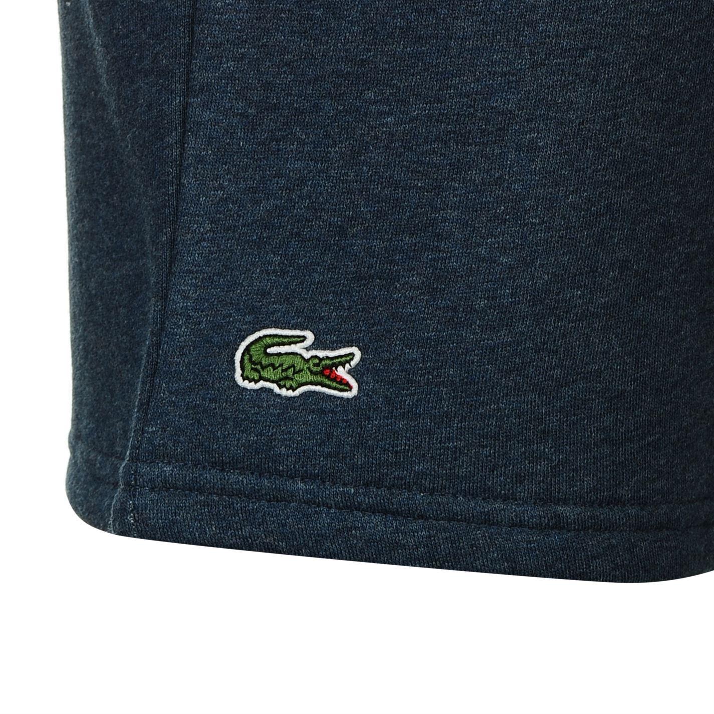 Lacoste-Fleece-Jogger-Shorts-Mens thumbnail 10