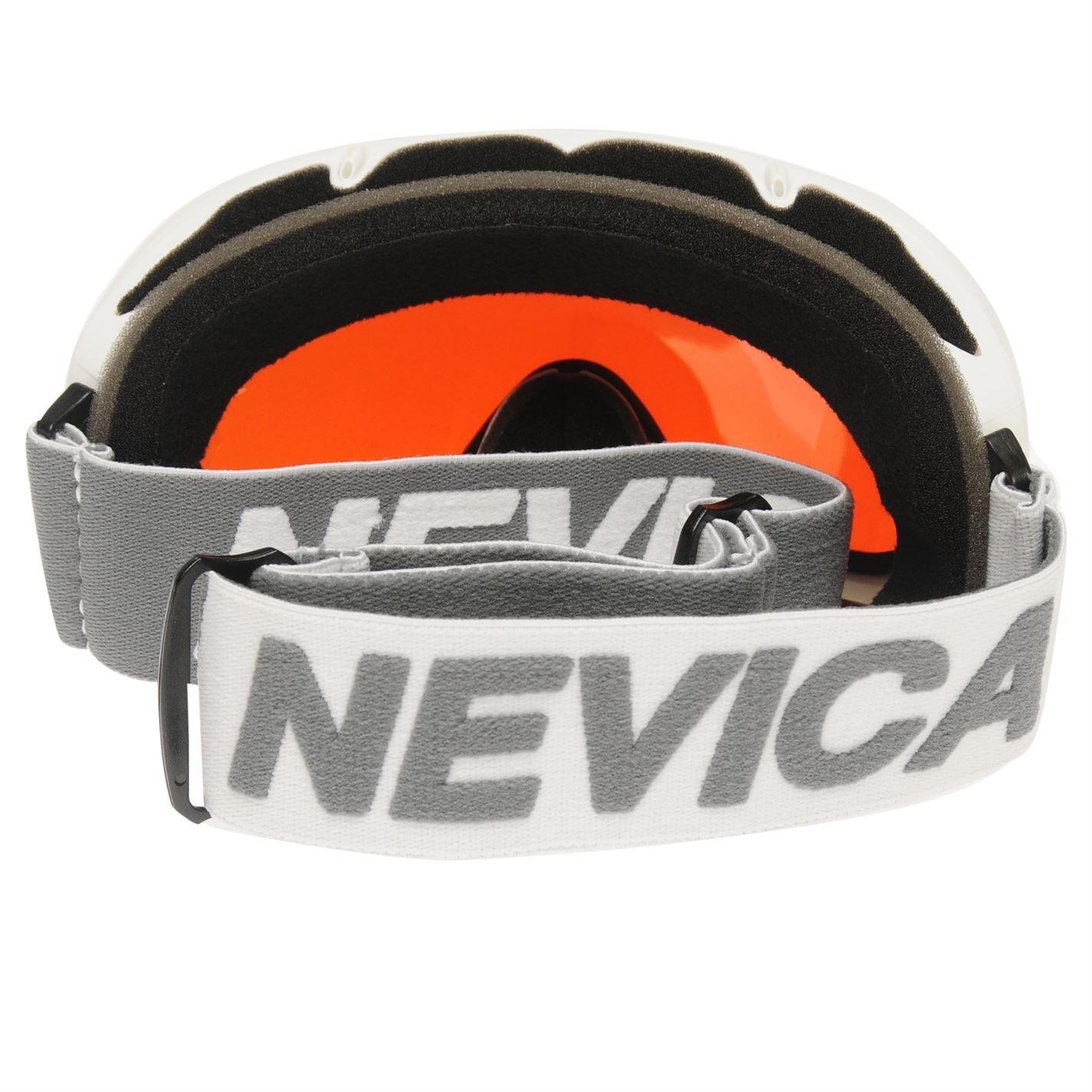 04cacb8a2f3 Nevica-Vail-Ski-Goggles-Mens-Gents-Headstrap thumbnail 5