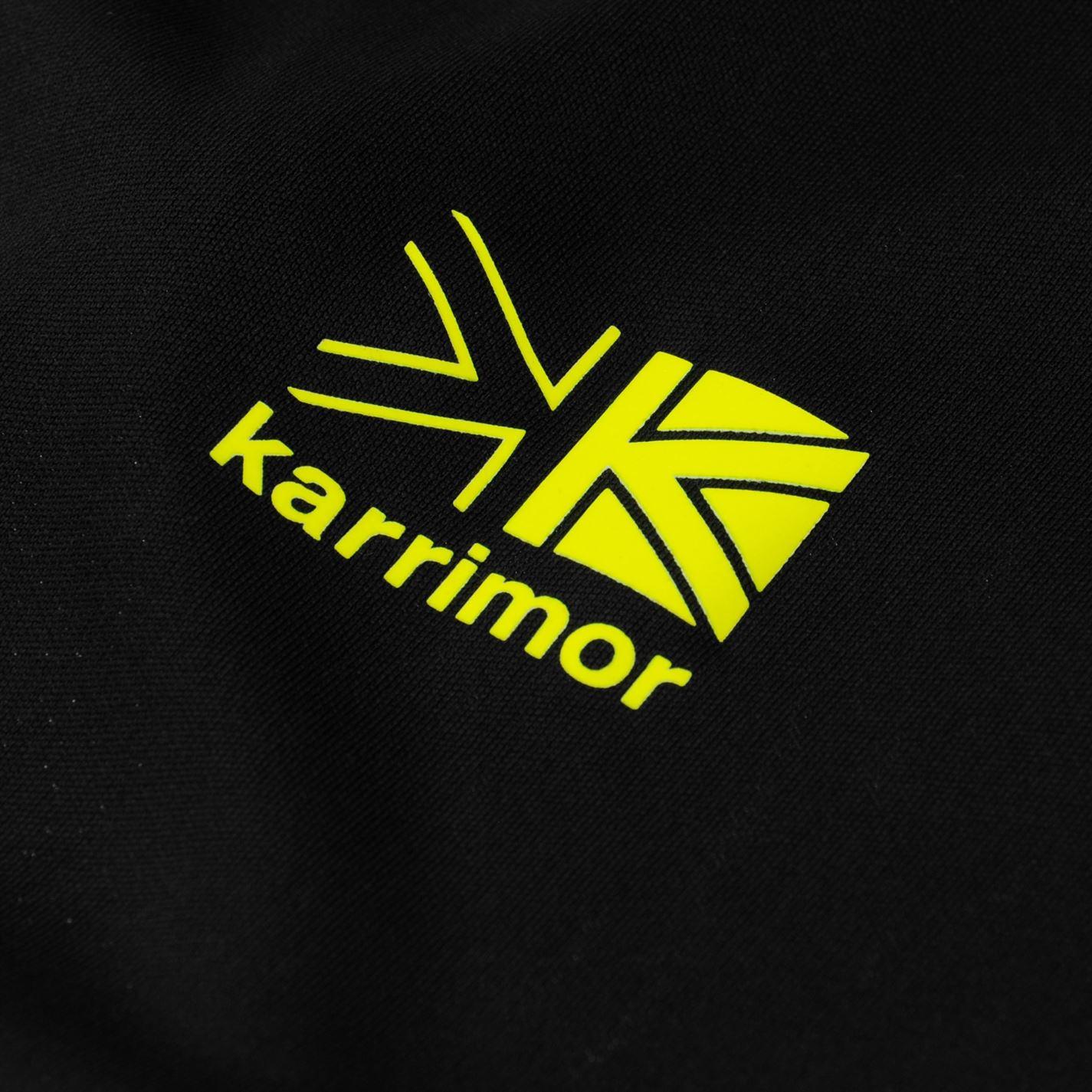 Karrimor-Hombres-X-Lite-Camiseta-mangas-cortas-de-carrera-Rendimiento-Camiseta-Top-Cuello-Redondo miniatura 15