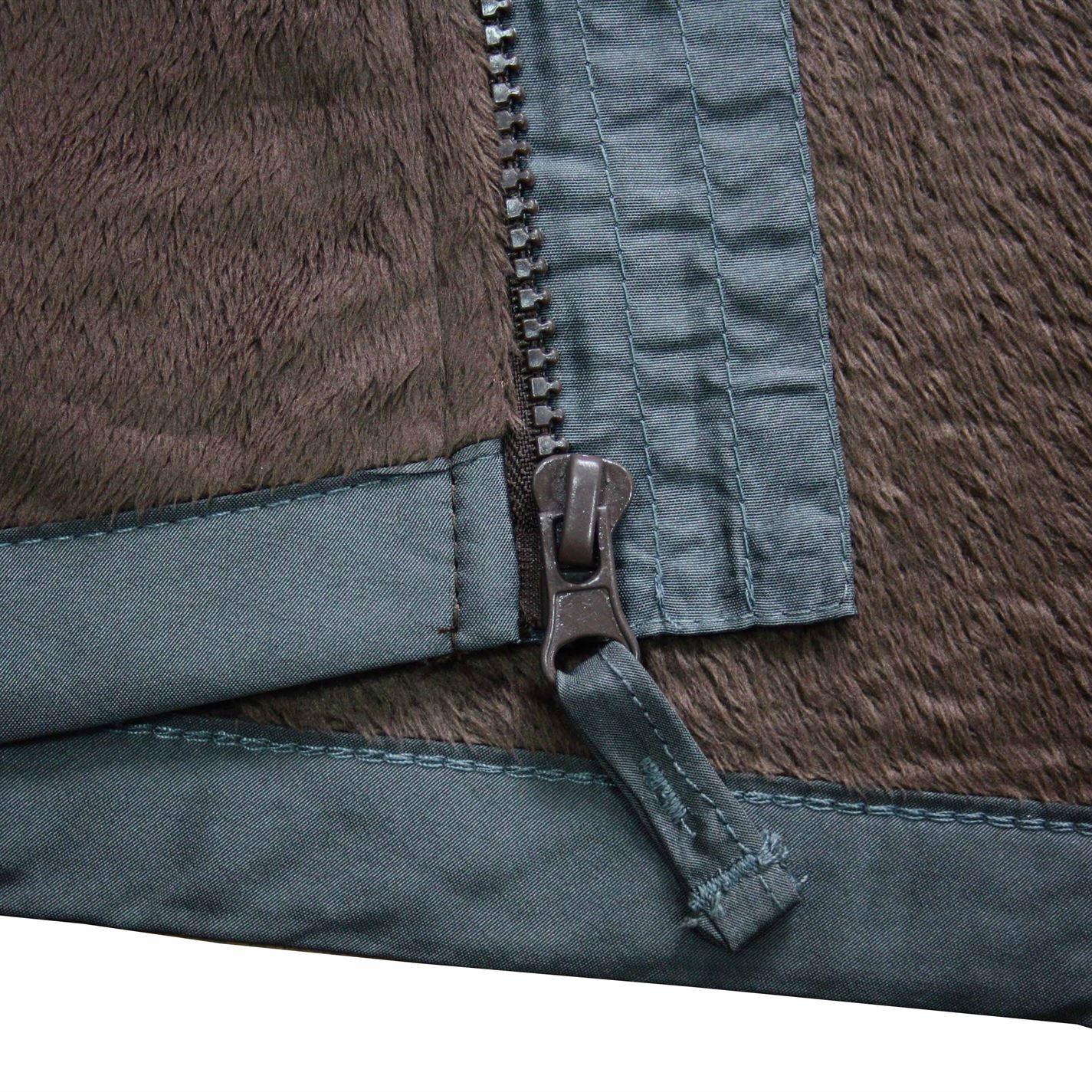 Lee-Cooper-Mens-Teddy-Fleece-Jacket-Full-Zip-Top-Coat-Sweatshirt-Jumper-Warm thumbnail 16