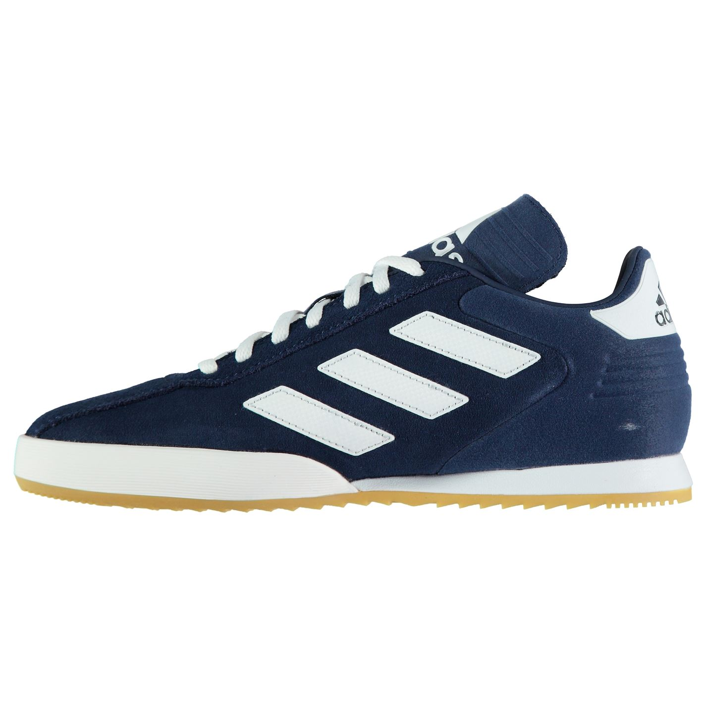 Details about adidas Mens Copa Super Suede Low Trainers Lace Up Sports Shoes Cushioned Insole