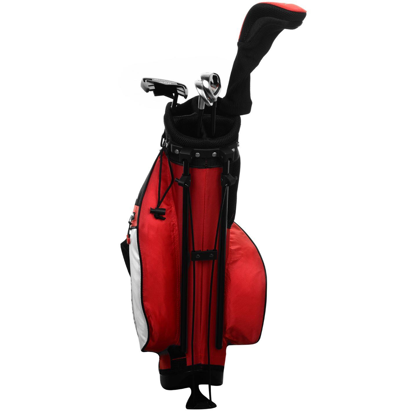 Slazenger-Kids-Ikon-Golf-Set-Junior-Graphite thumbnail 13