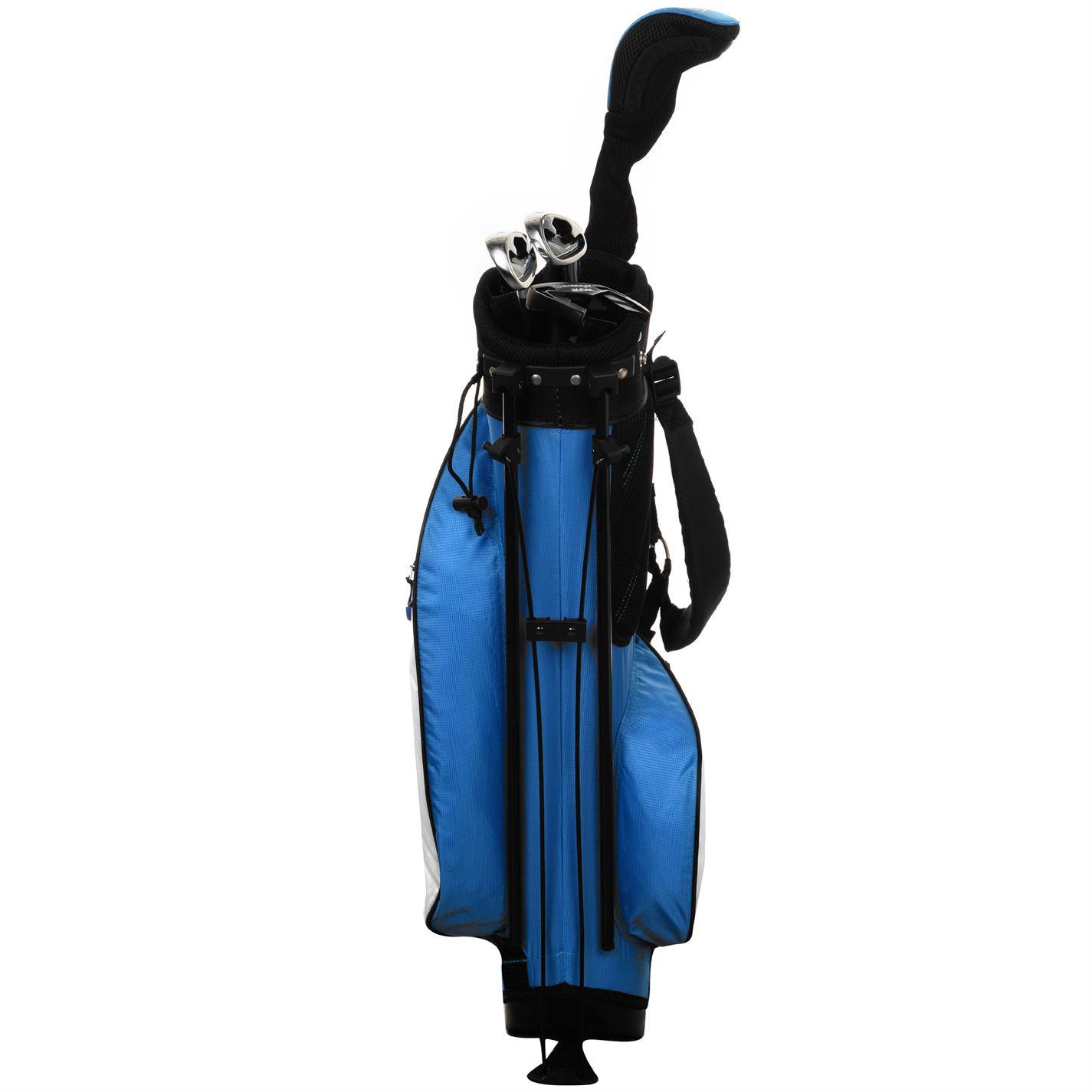 Slazenger-Kids-Ikon-Golf-Set-Junior-Graphite thumbnail 17