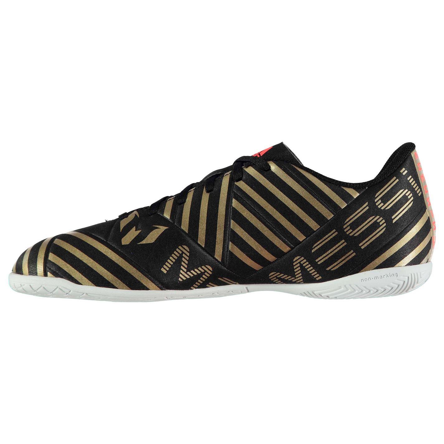 7ecabe202b96 adidas Nemeziz Messi Tango 17.4 Indoor Football Sneakers Mens Gents Boots  Laces 4 4 sur 4 Voir Plus