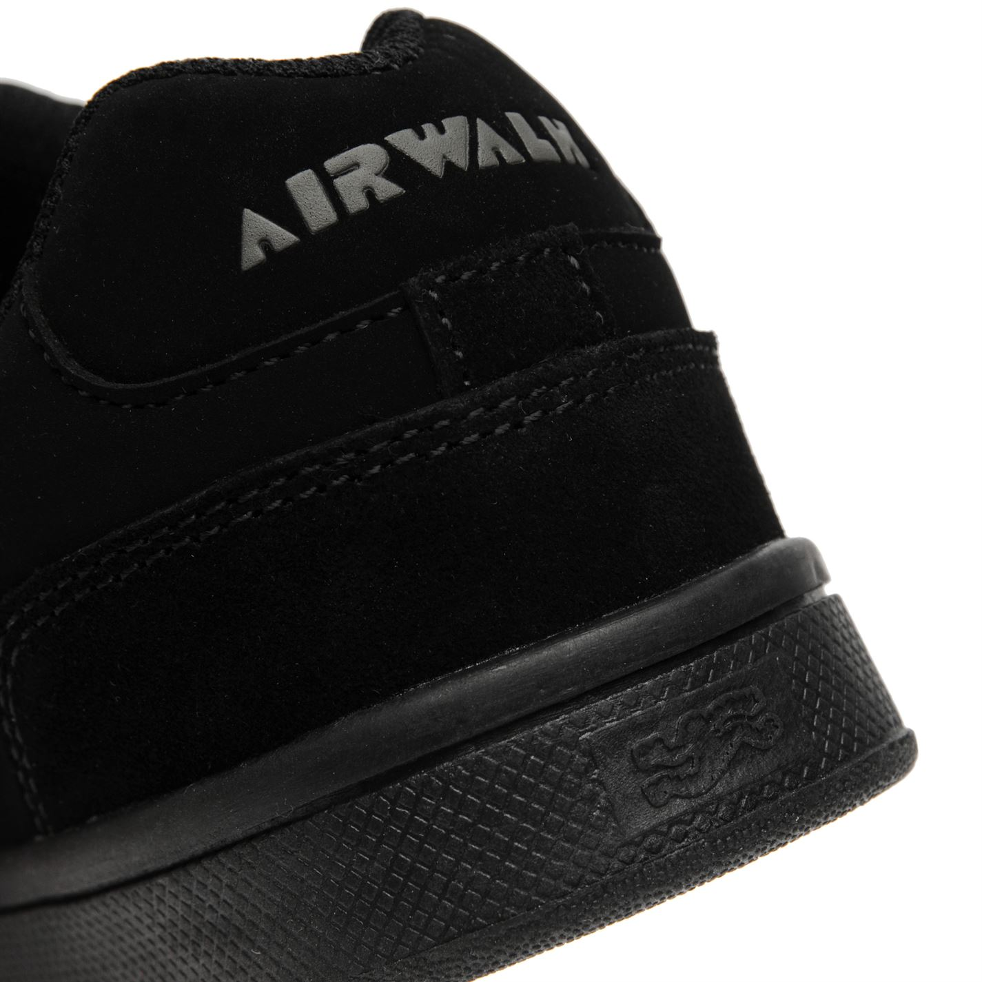 Airwalk-Mens-Brock-Skate-Shoes-Lace-Up-Suede-Accents-Sport-Casual-Trainers thumbnail 13